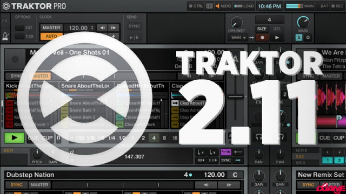 First Look: Traktor Pro 2 11 Public Beta | Djanemag com